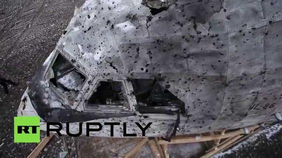 «Алмаз-Антей» провел натурный эксперимент по делу о крушении MH 17
