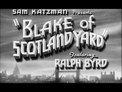 2 Crime Sci Fi Movie Blake Of Scotland Yard 1937 Youtube Scotland Yard Sci Fi Movies Black And White Movie