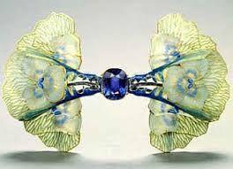 Resultado de imagen de joyas art nouveau