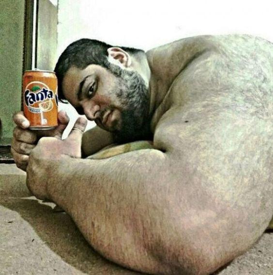 Sajad Gharibi le Hulk iranien  2Tout2Rien