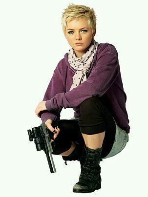 Abby Maitland(Hannah Spearritt)-Primeval