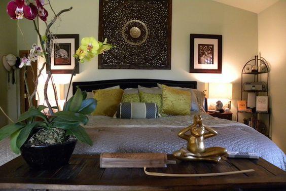 home owners, Melanie and Omar Abderrahman - Eco-Minded Haven in the Utah Desert