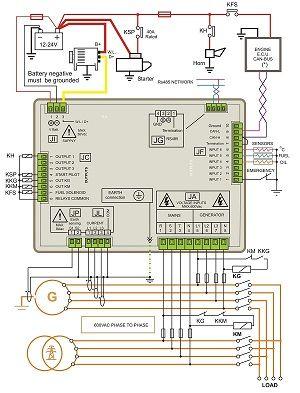 Diesel Generator Control Panel Wiring Diagram Bek3 Generator Transfer Switch Electrical Wiring Diagram Electrical Circuit Diagram