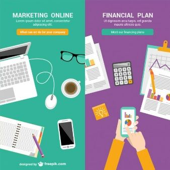 Online business templates