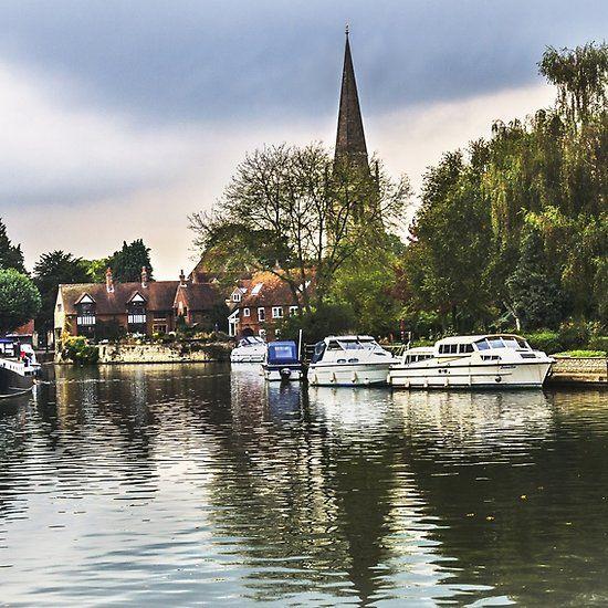 Abingdon-on-Thames in 2020   Abingdon, Abingdon oxfordshire, Thames