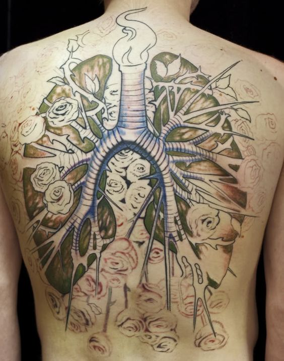 lung tattoo ideas - Buscar con Google