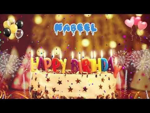 Nabeel Happy Birthday Song Happy Birthday Nabeel اغنية عيد ميلاد العربي Youtube Happy Birthday Mary Happy Birthday Angel Happy Birthday Sarah