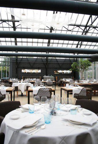 Restaurant en Kwekerij De Kas - Amsterdam - Facilities