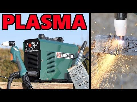 75 Découpeur Plasma Parkside Pps 40 A1 Lidl Plasma Cutter