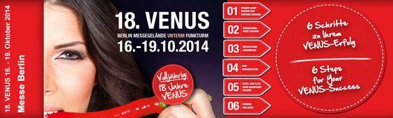 Micaela Schäfer und Bettie Ballhaus: Zicken-Zoff der Venus-Girls  #Berlin #Bettie Ballhaus #Busen Krieg #Micaela Schäfer #Nina Kristin #Venus 2014 #Venus Gesicht 2014 #Zicken Zoff
