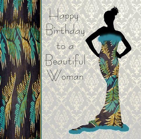 471 Aysis Greeting Card Afro Caribbean Birthday Card Black Greetings Black Female Birthday African American African Print Dress In 2021 Happy Birthday Black Happy Birthday African American Happy Birthday Girlfriend