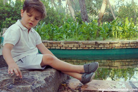 Los zapatos para niños Garvalín .