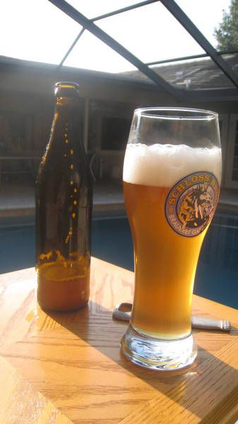All-Grain - Honey & Chamomile Wheat: What a way to end a long day - Home Brew Forums