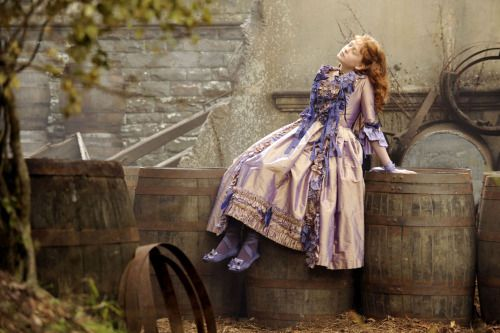 "perioddramastills: "" ""Helena Barlow in Great Expectations (2012) "" "":"