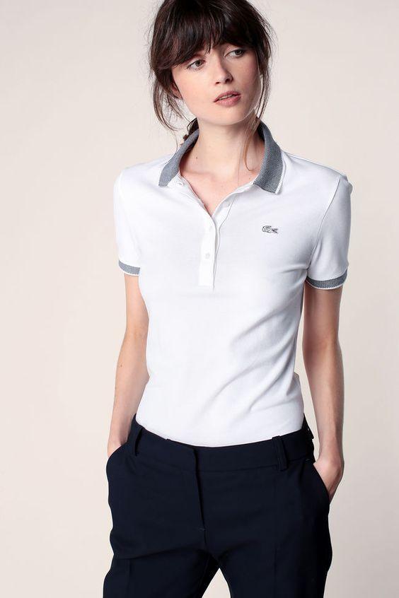 100 лучших идей: Модные рубашки и футболки Поло на фото