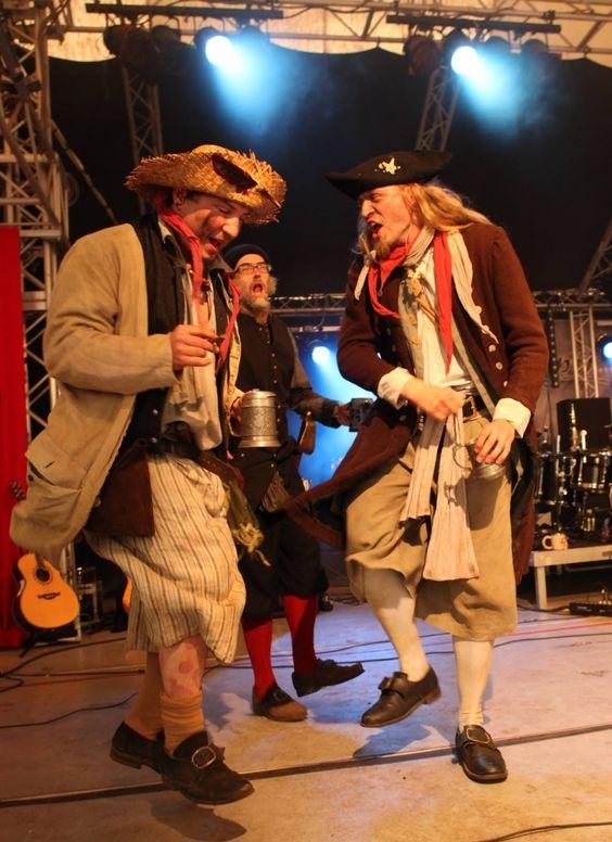 Pirates 2013 (© Dieter Voß)