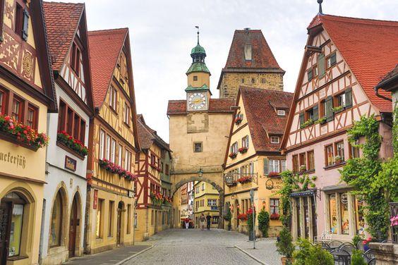 Urlauber-Ranking: Die 10 beliebtesten Reiseziele in Deutschland - TRAVELBOOK.de