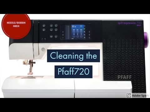 Cleaning The Pfaff720 Sewing Machine Youtube In 2021 Pfaff Sewing Machine Cleaning Pfaff