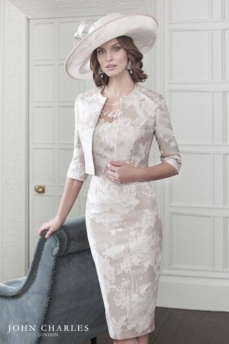 John Charles Spring Summer 2019 Collection Bride Clothes Wedding Outfits For Women Mother Of The Bride Fashion