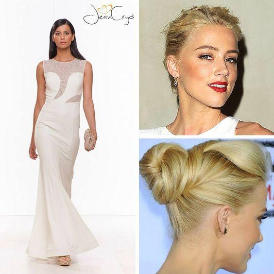 #Consigli... #Abito lungo rigorosamente bianco con taglio a sirena... quale #MakeUp e #Hairstyle sfoggiare? Senz'altro il rossetto rosso sul bianco è un grande classico da diva d'altri tempi, molto raffinato e amatissimo dalle star Emoticon wink   #donna #donne #femminilità #fashionaddicted #fashionista #fashionblogger #fashionvictim #moda #modadonna #abbigliamento #clothing #atelier #stile #style #look #outfit
