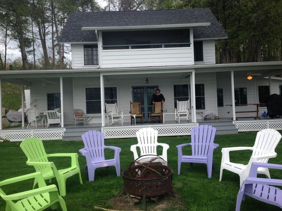 Lake Champlain Vermont waterfront cottage 5BR South Hero