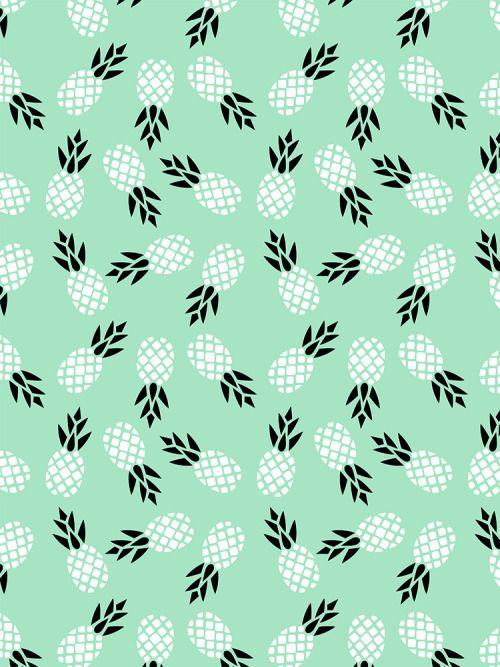 Pineapple #pattern