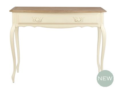 Elegant console table - would look lovely in an Edwardian hallway!