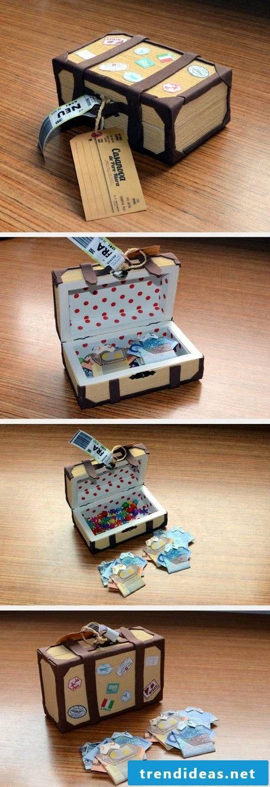 Wedding Gift Creative Packing Money 18 DIY Ideas Wedding ...