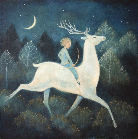 Hunting Dreams (Lucy Campbell):