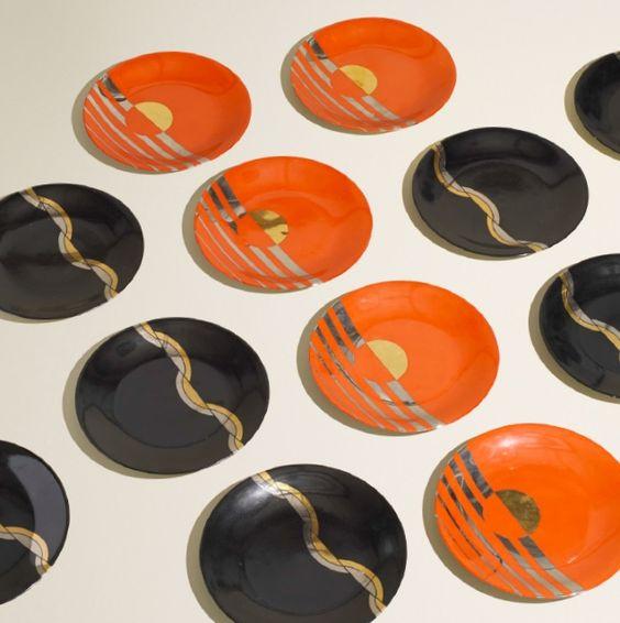 Jean Luce Plates