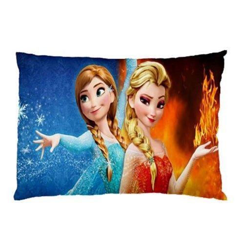 Frozen Anna And Elsa Custom Pillow Case Cover 30
