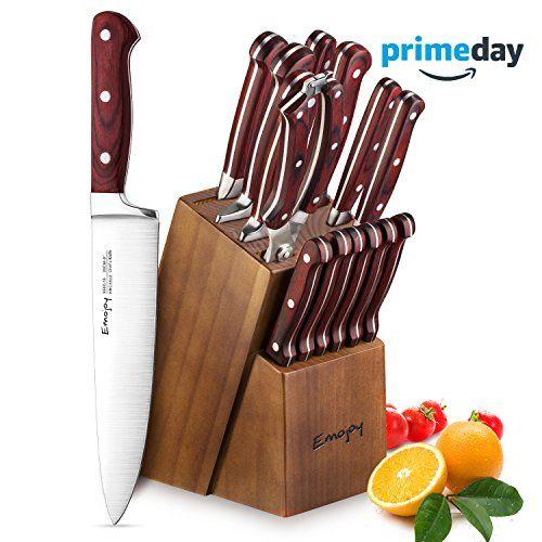 Top 10 Knife Sets Under 100 Dollars Of 2020 No Place Called Home Best Kitchen Knife Set Best Kitchen Knives Knife Set Kitchen