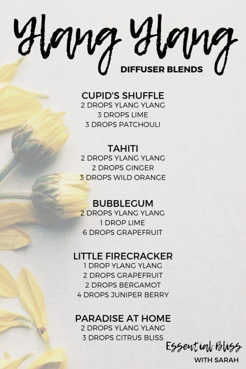 46++ Ylang ylang essential oil blends ideas