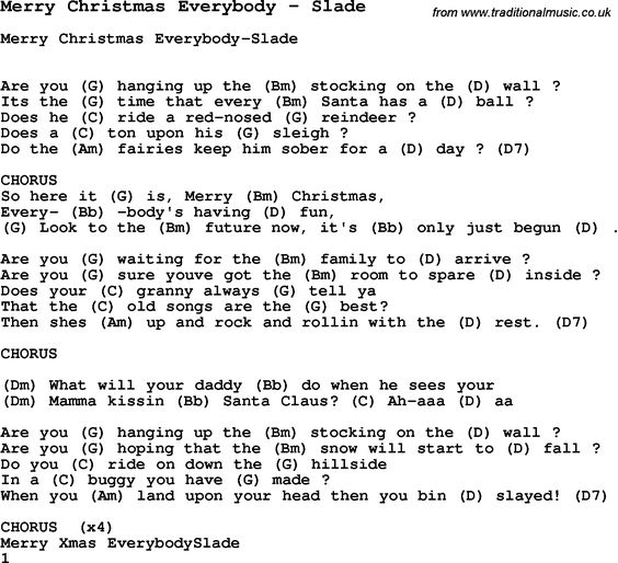 Merry christmas, Ukulele and Songs on Pinterest