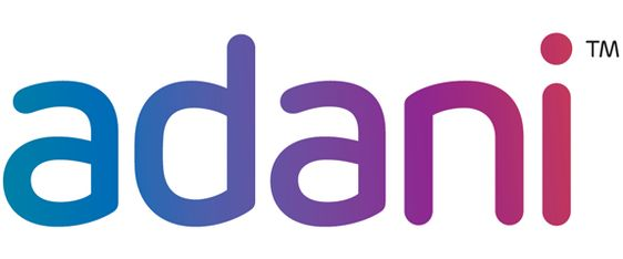 Simple wordmark filled with a gradient representing change