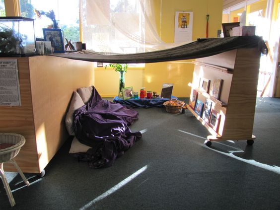 "Lovely images of the indoor & outdoor area at Greenhills Preschool ("",)"