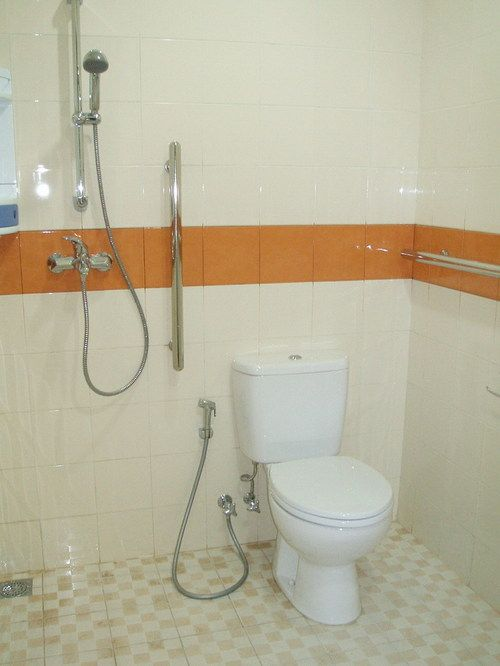 Bathroom For Elderly Ideas With Chairs Toilet Design Bathroom Style Bathroom Model Minimalist bathroom design 1x1 desain
