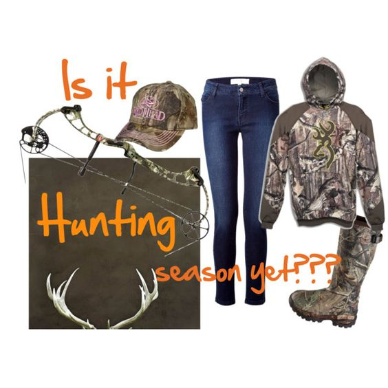 Cant wait to get my hunt on ♥, created by country-girls-world on Polyvore