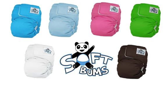 ECHO DryTouch SUPER GoodToGo Pack  Love the way these diapers look but i keep losing the website!!