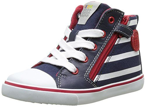 álbum Retocar Recomendado  Geox Boys' Baby KIWIBOY 85 Sneaker, Navy/White, 27 BR/10 M US Little Kid -  $48.09 in 2020 | Boys sneakers, Sneakers, Baby boy