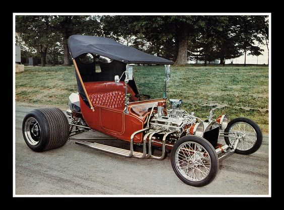 '23 Roadster Show Car, 1977 by Cosmo Lutz, via Flickr