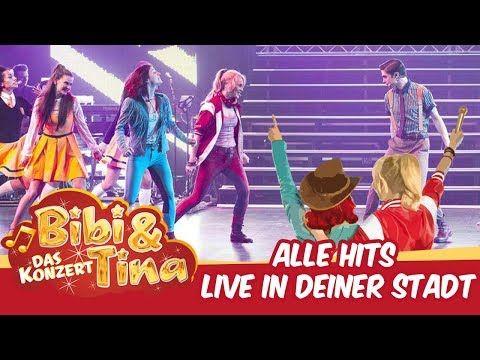 Bibi Tina Die Gigantische Familienshow Tourt Weiter Durch Deutschland Youtube Bibi Und Tina Bibi Und Tina Film Bibi Und Tina Kostume