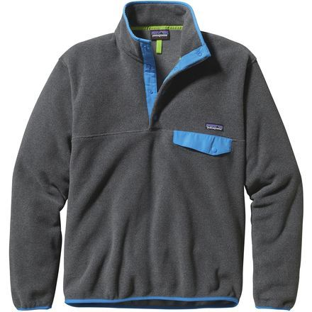 Patagonia Lightweight Synchilla Snap-T Fleece Jacket - Men's ...