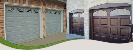 Garage Door Matching Entrance Door Garage Doors