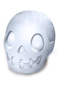 Fred and Friends The Chiller 3D Skull Ice Mold