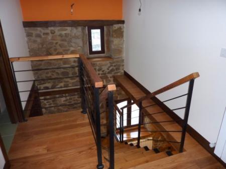 Escaleras de interior escalera de interiores escaleras - Escaleras interiores medidas ...