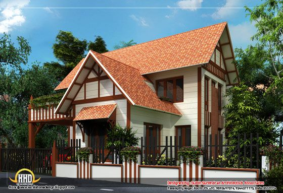 6 Awesome Dream Homes Plans Kerala House Design House Arch Design Bungalow House Plans
