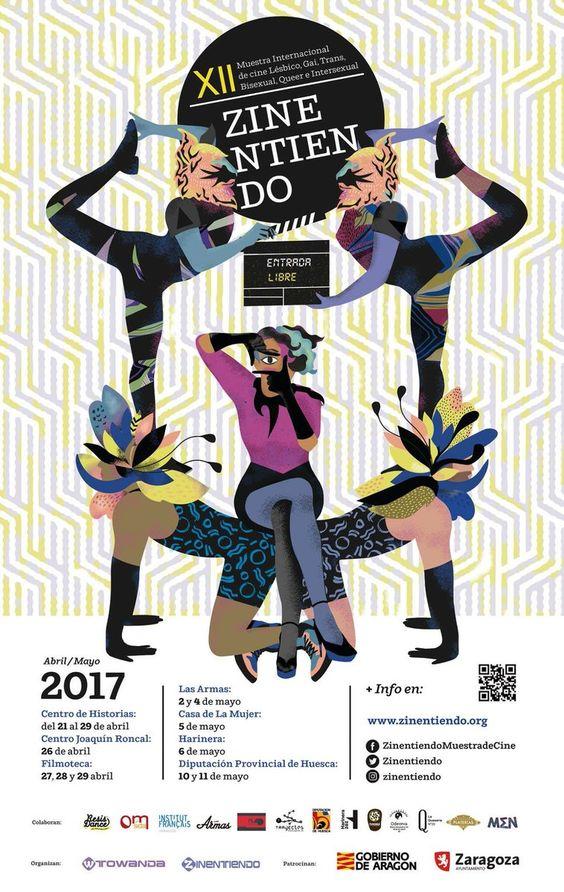 Cartel Zinentiendo 2017 edicion XII: