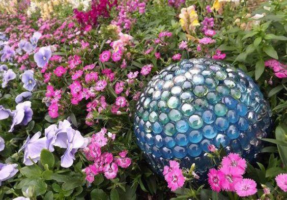 Нескучный сад. Интересные идеи для ландшафтного декора - Дом и стройка - Статьи - FORUMHOUSE