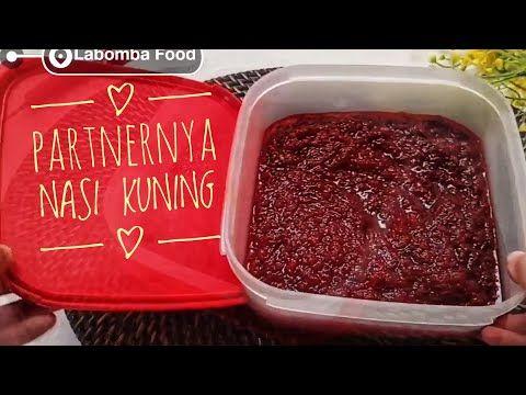 Resep Bumbu Masak Habang Bumbu Merah Khas Banjar Kalsel Youtube Di 2020 Resep